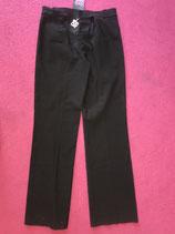 Black Coloured Butt Pants
