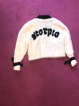 Faux Fur Scorpio Jacket