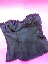 Black Padded Corset