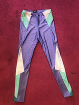 Lilac Green Holographic Legging