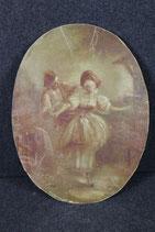 JEAN-HONORE' FRAGONARD (1732-1806) FIRMATO.