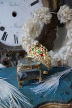 RAR: Wundervolle antike Madonnen Krone aus Frankreich