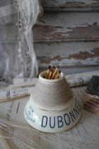 Shabby: Dekorativer antiker Bistrot Streichholzhalter
