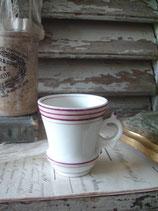 Shabby: Antike Kaffeetasse Brulot Frankreich 1900