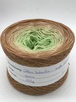 Cotton Pistachio -sanfter Verlauf