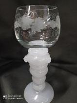 Bicchiere in opalina