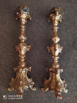 Coppia di candelabri veneziani