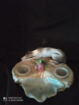 Calamaio in porcellana