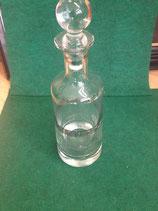 Bottiglia in cristallo