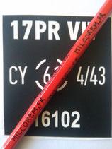 po 17Pr ATK APC-T MK-6/T (GB) obus
