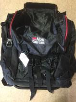 Abu Garcia Rucksack mit integriertem Klapphocker.Mit diversen Taschen , Sitzhöhe 43cm
