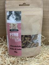 Fleischsticks Huhn & Lachs 50g
