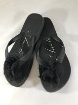 Flip Flop, Grösse S, 36-38, Voile Noir