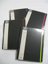 Agenda - Note 2020 Settimanale Ivory Collection Black Color 19x25 cm, Copertina Rigida