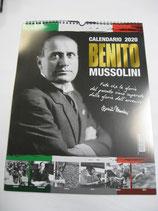 CALENDARIO 2020 BENITO MUSSOLINI