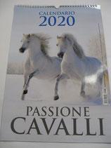 CALENDARIO PASSIONE CAVALLI 2020