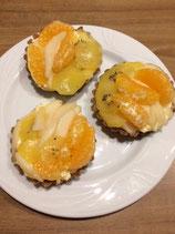 Fruittartelettes