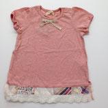 #013 BiquetteClub  90cm 【夏物】裾フリル付きTシャツ タグ付き未使用品 女の子