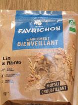 Favrichon Lin et fibres 400g