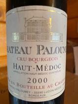 2000 Chateau Paloumey, Haut-Médoc,  Bordeaux 0,375 ltr.
