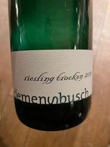Riesling trocken, Weingut Clemens Busch, Pünderich, Mosel, 0,75 Ltr.