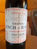 1990 Chateau Lynch-Bages, Pauillac, Bordeaux 0,375 ltr.