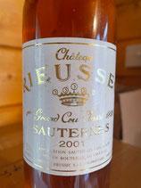 2001 Chateau Rieussec, Sauternes, Bordeaux 0,375 ltr.