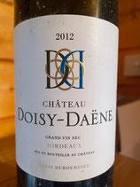 2012 Chateau Doisy-Daene Blanc, Bordeaux 0,75 ltr.