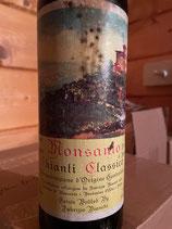 1968 Chianti Classico Monsanto, Toskana