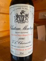 1990 Chateau Montrose, Haut-Médoc,  Bordeaux 0,375 ltr.