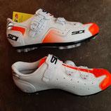 SIDI MTB Schuh SCARPE MTB Cape white orange fluo 43
