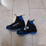 Salomon S/Race Classic Prolink schwarz/blau Testschuhe