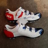 SIDI MTB Schuh SCARPE MTB FIVE XC white blue red