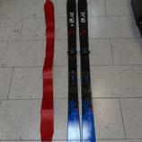 Salomon S-Lab X-Alp Set mit Salomon MTN Bindung und Gecko Felle 158