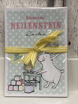 Meilenstein Karten krima&isa