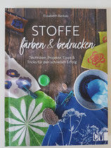 Buch STOFFE färben & bedrucken