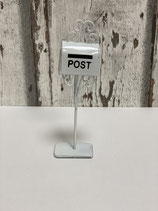 Mail-Box/Briefkasten Metall