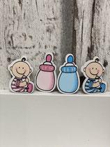 Babystreuer Flasche/Baby