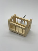 Babywiege aus Holz