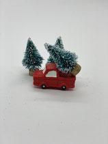 Mini Tanne mit Schnee
