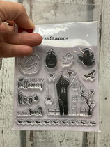 Clear Stamps Herbst versch.