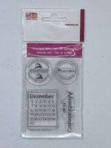 Clear Stamps Adventskalender to go