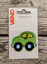 Applikation Auto grün
