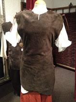 Lady - Lederwams - Lederüberkleid TH-LW-Lady  braun