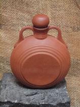 Feldflasche 0,5 Liter aus Ton