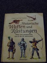 Buch Historische Waffen und Rüstungen von Bassermann