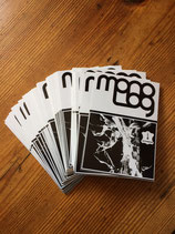 Monolog ‎– Indemnity And Oblivion - Sticker