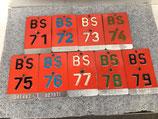 Kanton BS - 70er Jahre