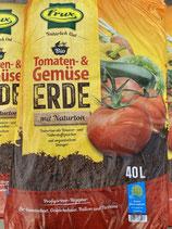 Frux Bio Tomaten- und Gemüseerde 40L