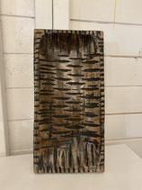Servierbrett  Mangoholz  15x30x3,5cm
